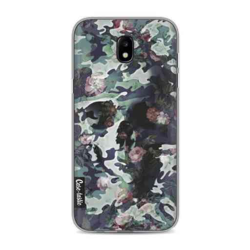 Casetastic Softcover Samsung Galaxy J5 (2017) - Army Skull