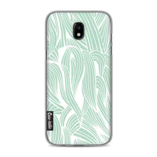 Casetastic Softcover Samsung Galaxy J5 (2017) - Seam Foam Organic Print