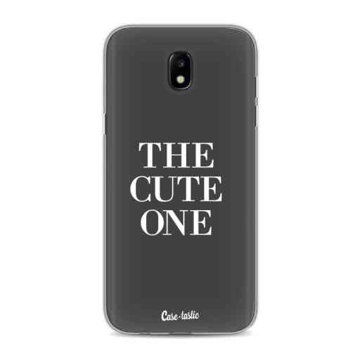 Casetastic Softcover Samsung Galaxy J5 (2017) - The Cute One