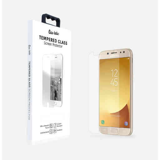 Casetastic Tempered Glass Screenprotector Samsung Galaxy J3 (2017)