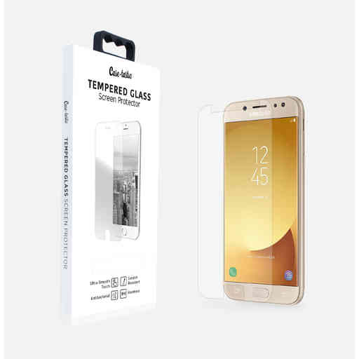 Casetastic Tempered Glass Screenprotector Samsung Galaxy J5 (2017)