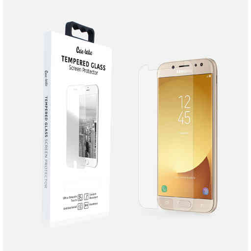 Casetastic Tempered Glass Screenprotector Samsung Galaxy J7 (2017)