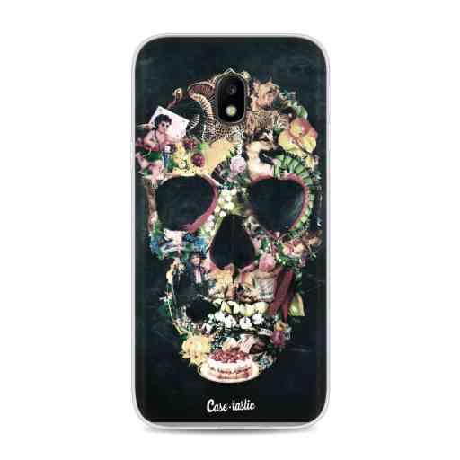 Casetastic Softcover Samsung Galaxy J3 (2017)  - Vintage Skull
