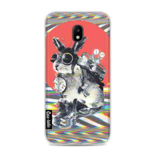 Casetastic Softcover Samsung Galaxy J3 (2017)  - Time Traveller
