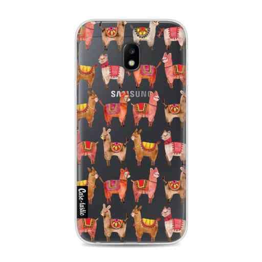 Casetastic Softcover Samsung Galaxy J3 (2017)  - Alpacas