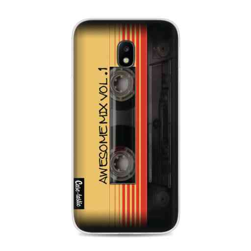 Casetastic Softcover Samsung Galaxy J3 (2017)  - Awesome Mix