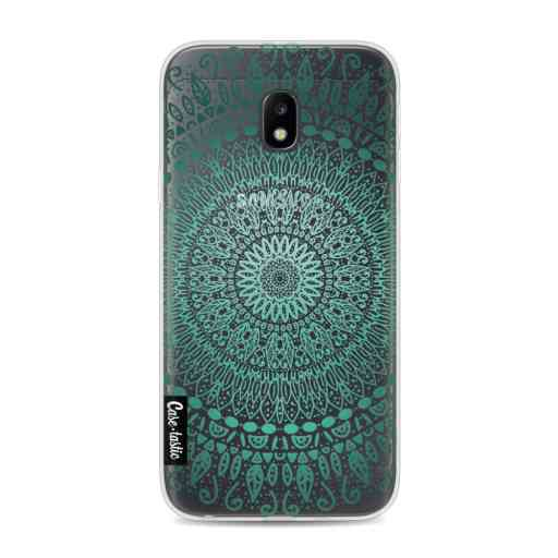 Casetastic Softcover Samsung Galaxy J3 (2017)  - Chic Mandala
