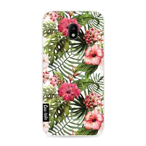 Casetastic Softcover Samsung Galaxy J3 (2017)  - Tropical Flowers