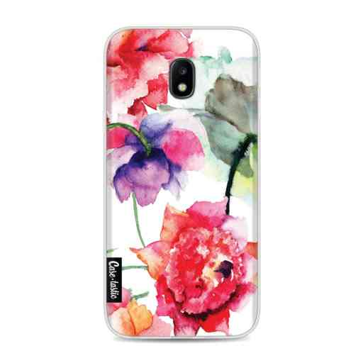Casetastic Softcover Samsung Galaxy J3 (2017)  - Watercolor Flowers