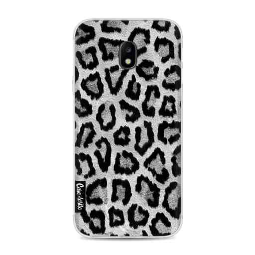 Casetastic Softcover Samsung Galaxy J3 (2017)  - Grey Leopard