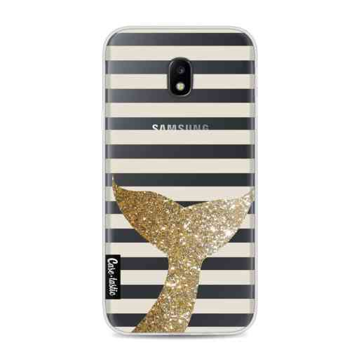 Casetastic Softcover Samsung Galaxy J3 (2017)  - Glitter Sirene Tail