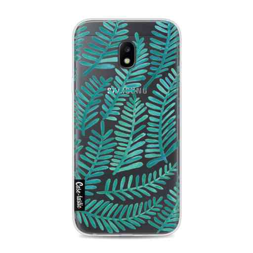 Casetastic Softcover Samsung Galaxy J3 (2017)  - Turquoise Fronds