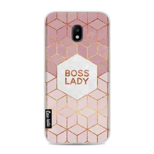 Casetastic Softcover Samsung Galaxy J3 (2017)  - Boss Lady