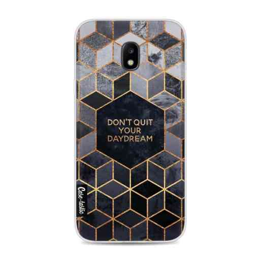 Casetastic Softcover Samsung Galaxy J3 (2017)  - Don't Quit Your Daydream