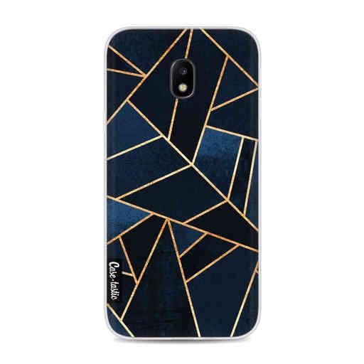 Casetastic Softcover Samsung Galaxy J3 (2017)  - Navy Stone