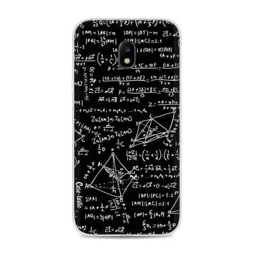 Casetastic Softcover Samsung Galaxy J3 (2017)  - You Do The Math