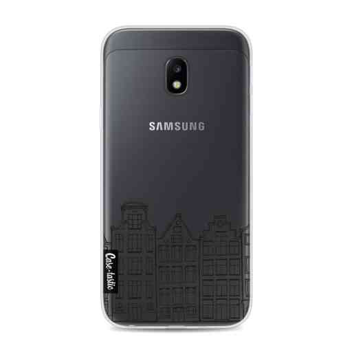 Casetastic Softcover Samsung Galaxy J3 (2017)  - Amsterdam Canal Houses