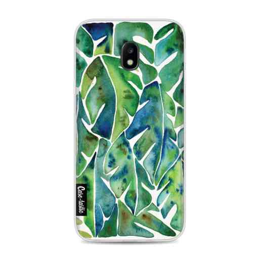 Casetastic Softcover Samsung Galaxy J3 (2017)  - Green Philodendron