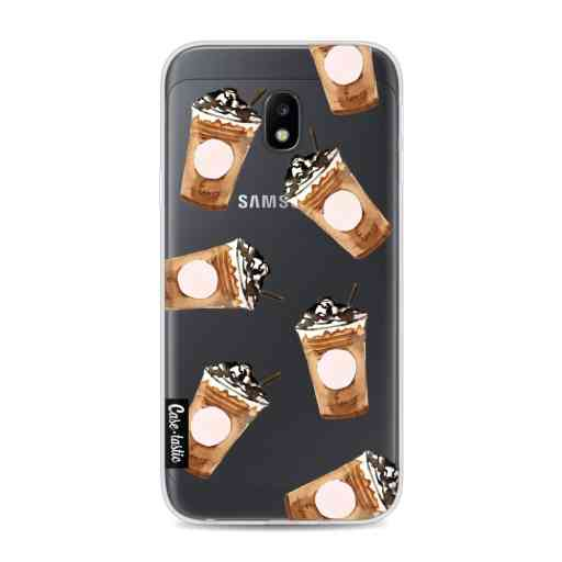 Casetastic Softcover Samsung Galaxy J3 (2017)  - Coffee To Go