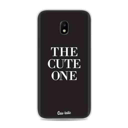 Casetastic Softcover Samsung Galaxy J3 (2017)  - The Cute One