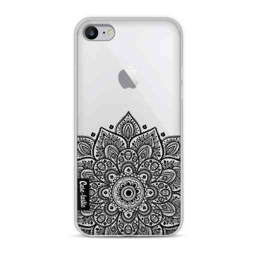 Casetastic Softcover Apple iPhone 8 - Floral Mandala