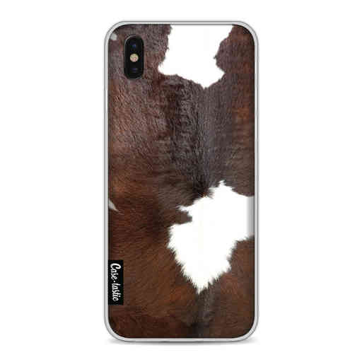Casetastic Softcover Apple iPhone X / XS - Roan Cow