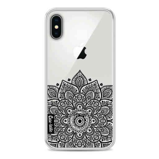 Casetastic Softcover Apple iPhone X / XS - Floral Mandala