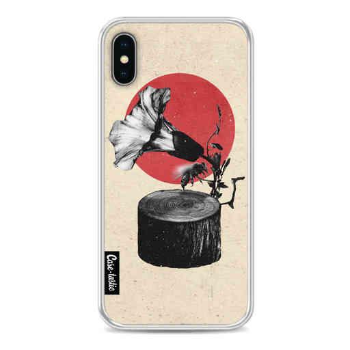 Casetastic Softcover Apple iPhone X / XS - Gramophone