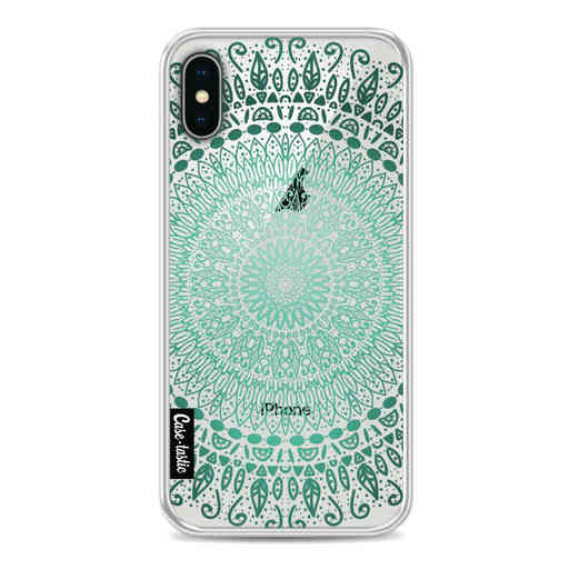 Casetastic Softcover Apple iPhone X / XS - Chic Mandala