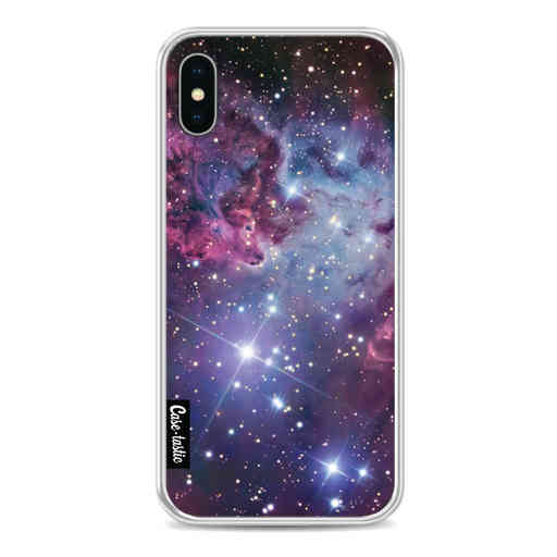 Casetastic Softcover Apple iPhone X / XS - Nebula Galaxy