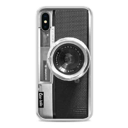 Casetastic Softcover Apple iPhone X / XS - Camera