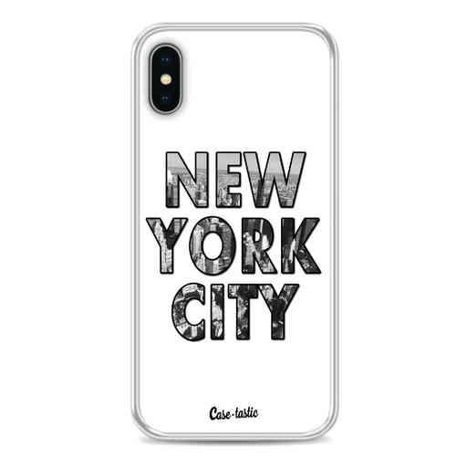 Casetastic Softcover Apple iPhone X / XS - New York City
