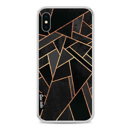 Casetastic Softcover Apple iPhone X / XS - Black Night