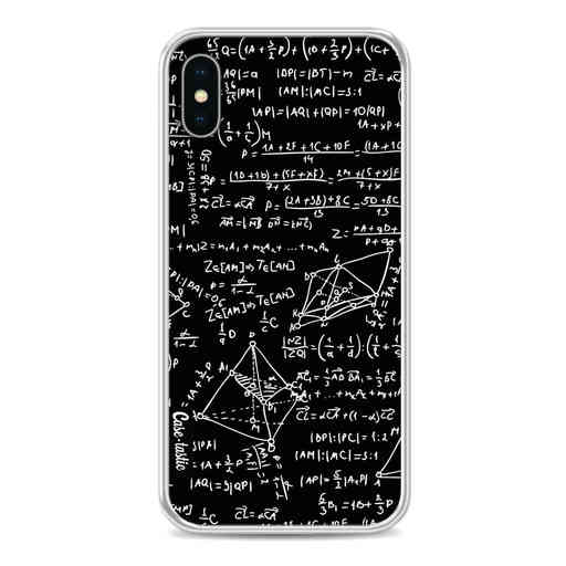 Casetastic Softcover Apple iPhone X / XS - You Do The Math