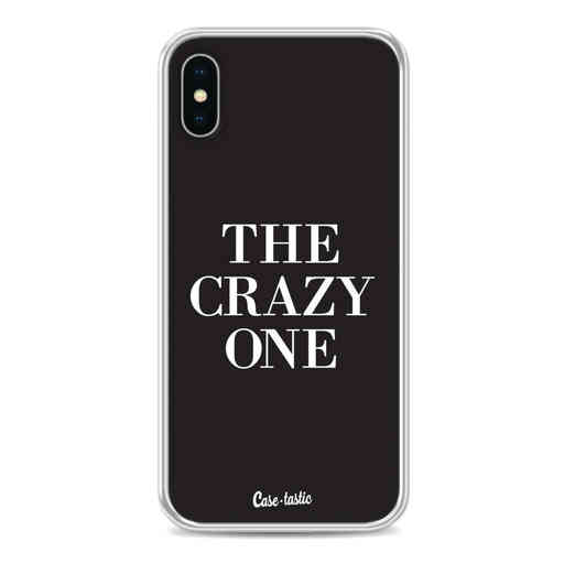 Casetastic Softcover Apple iPhone X / XS - The Crazy One