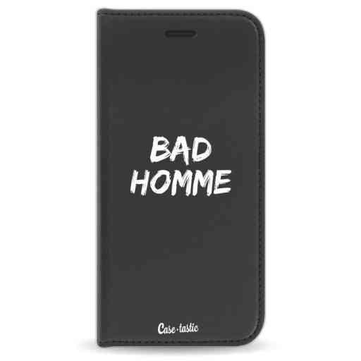 Casetastic Wallet Case Black Apple iPhone 8 - Bad Homme