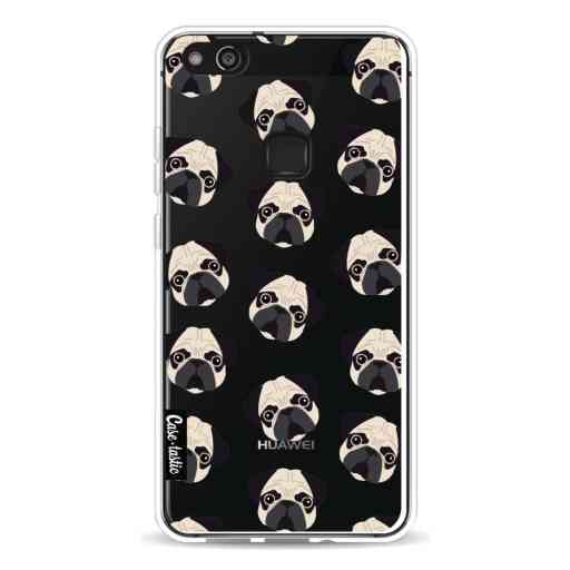 Casetastic Softcover Huawei P10 Lite - Pug Trouble