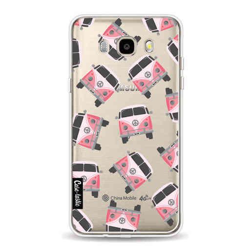 Casetastic Softcover Samsung Galaxy J5 (2016) - Little Casetastic Vans Pink