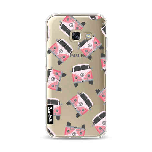 Casetastic Softcover Samsung Galaxy A3 (2017) - Little Casetastic Vans Pink