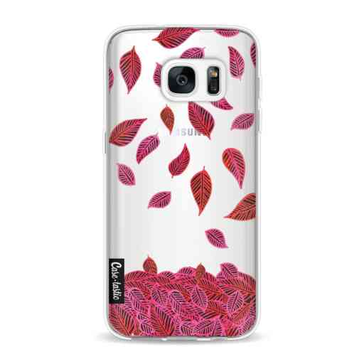 Casetastic Softcover Samsung Galaxy S7 - Falling Leaves