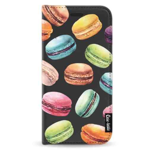 Casetastic Wallet Case Black Apple iPhone X / XS - Macaron Mania