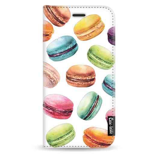 Casetastic Wallet Case White Apple iPhone X / XS - Macaron Mania