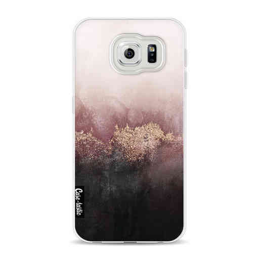 Casetastic Softcover Samsung Galaxy S6 - Pink Sky