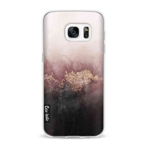 Casetastic Softcover Samsung Galaxy S7 - Pink Sky