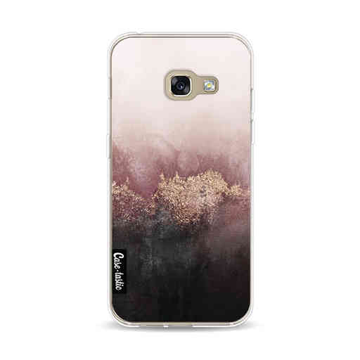 Casetastic Softcover Samsung Galaxy A3 (2017)  - Pink Sky