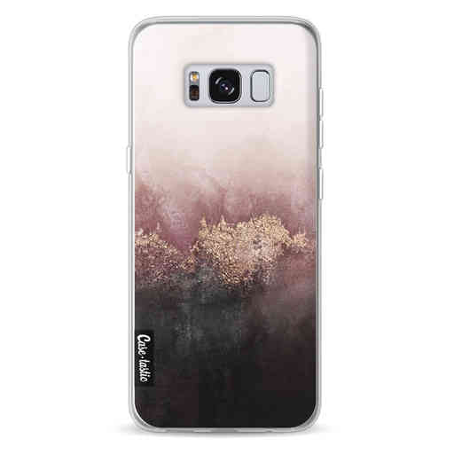 Casetastic Softcover Samsung Galaxy S8 - Pink Sky