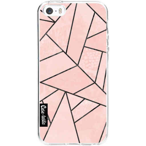 Casetastic Softcover Apple iPhone 5 / 5s / SE - Rose Stone