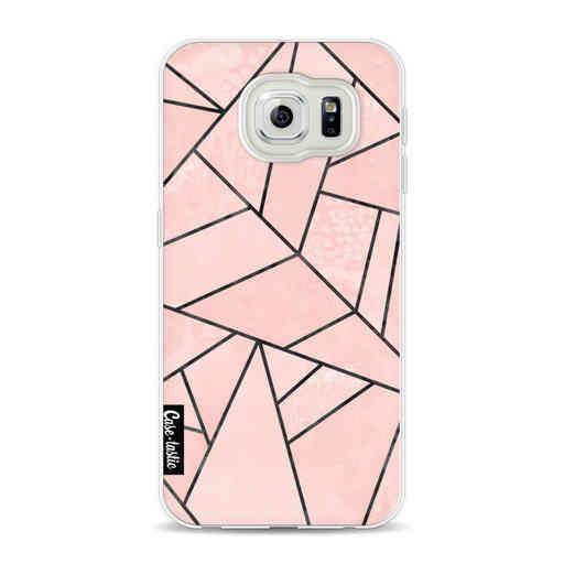 Casetastic Softcover Samsung Galaxy S6 - Rose Stone
