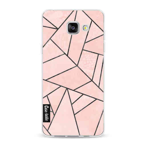 Casetastic Softcover Samsung Galaxy A5 (2016) - Rose Stone