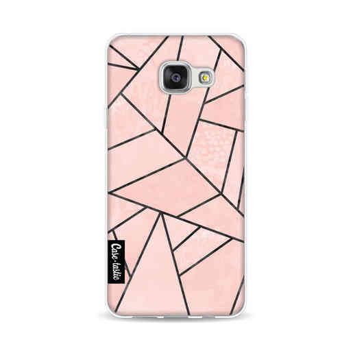 Casetastic Softcover Samsung Galaxy A3 (2016) - Rose Stone